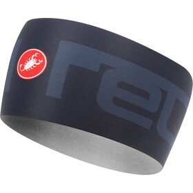 Castelli Viva 2 Thermo Headband dark/steel blue